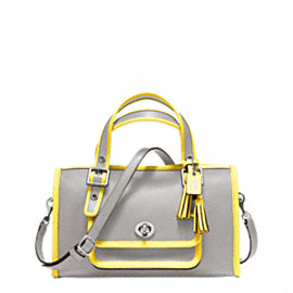 LEGACY ARCHIVE TWO TONE MINI SATCHEL