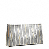 LEGACY WEEKEND TICKING STRIPE COSMETIC CASE