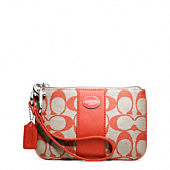 LEGACY WEEKEND PRINTED SIGNATURE SMALL WRISTLET