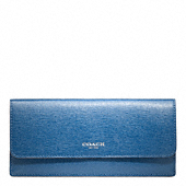 SAFFIANO LEATHER SOFT WALLET