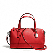SAFFIANO LEATHER MINI SATCHEL