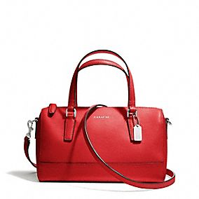 MINI SATCHEL IN SAFFIANO LEATHER