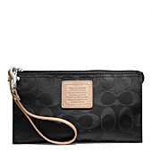 LEGACY WEEKEND NYLON ZIPPY WALLET