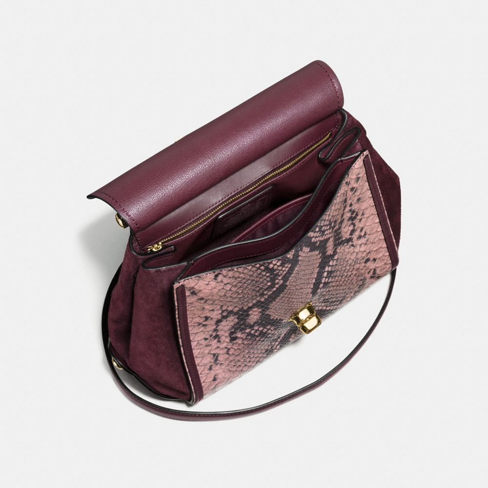 Coach Drifter Top Handle in Colorblock Alternate View 2