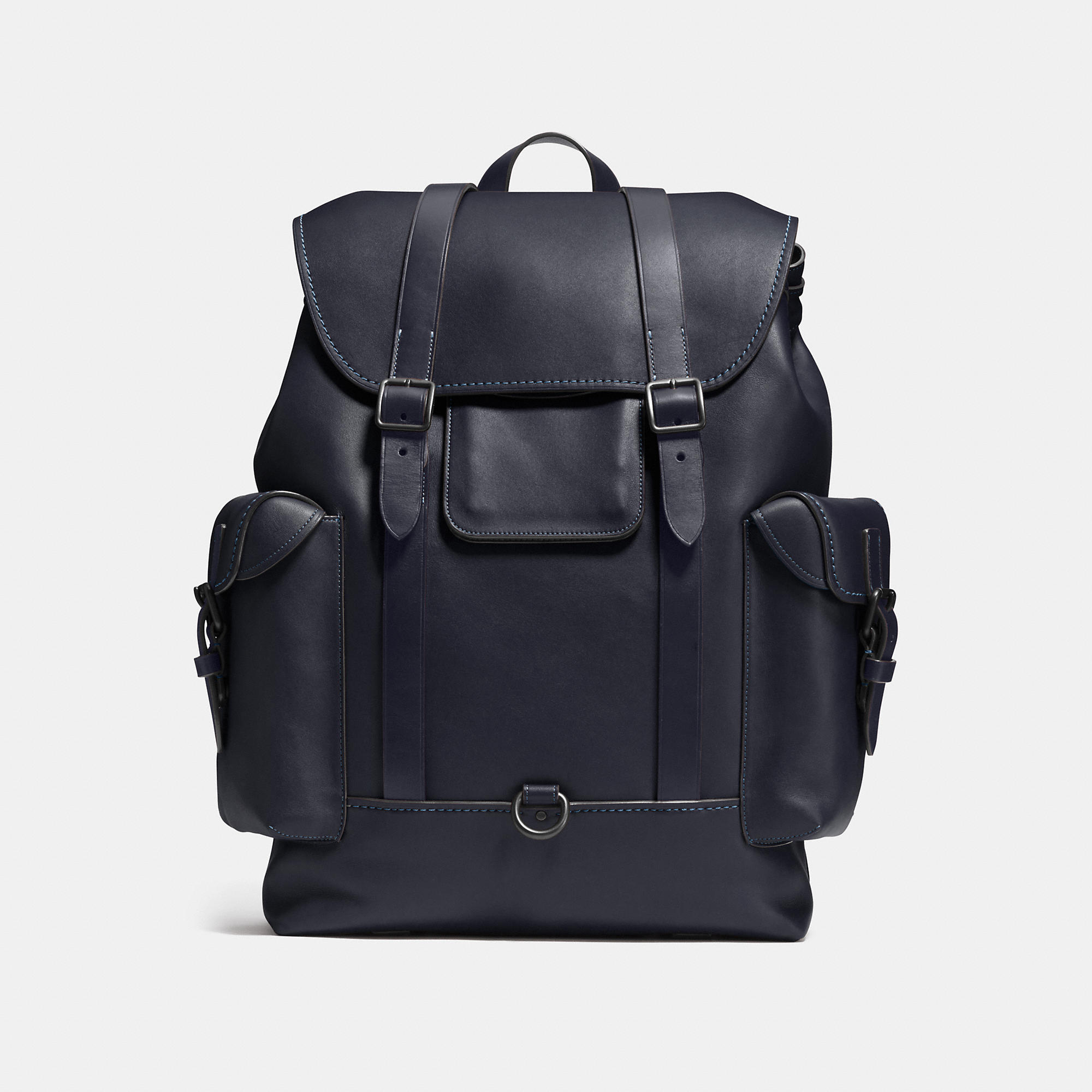 Coach Gotham Backpack In Glovetanned Leather