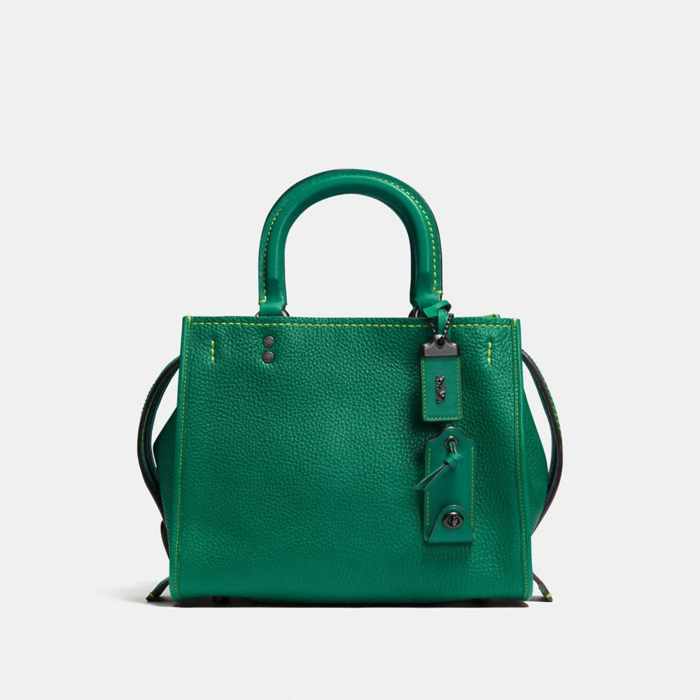 ROGUE BAG 25 IN GLOVETANNED PEBBLE LEATHER