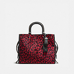 ROGUE - BP/WILD BEAST LOVE RED/BLK - COACH 54554