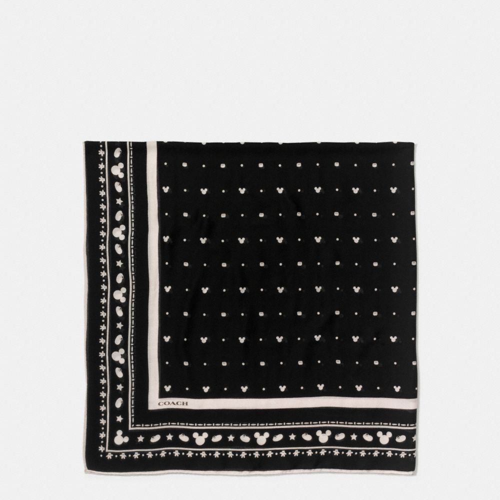 Mickey Oversized Square Scarf
