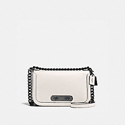 COACH SWAGGER SHOULDER BAG - DK/CHALK - COACH 54640