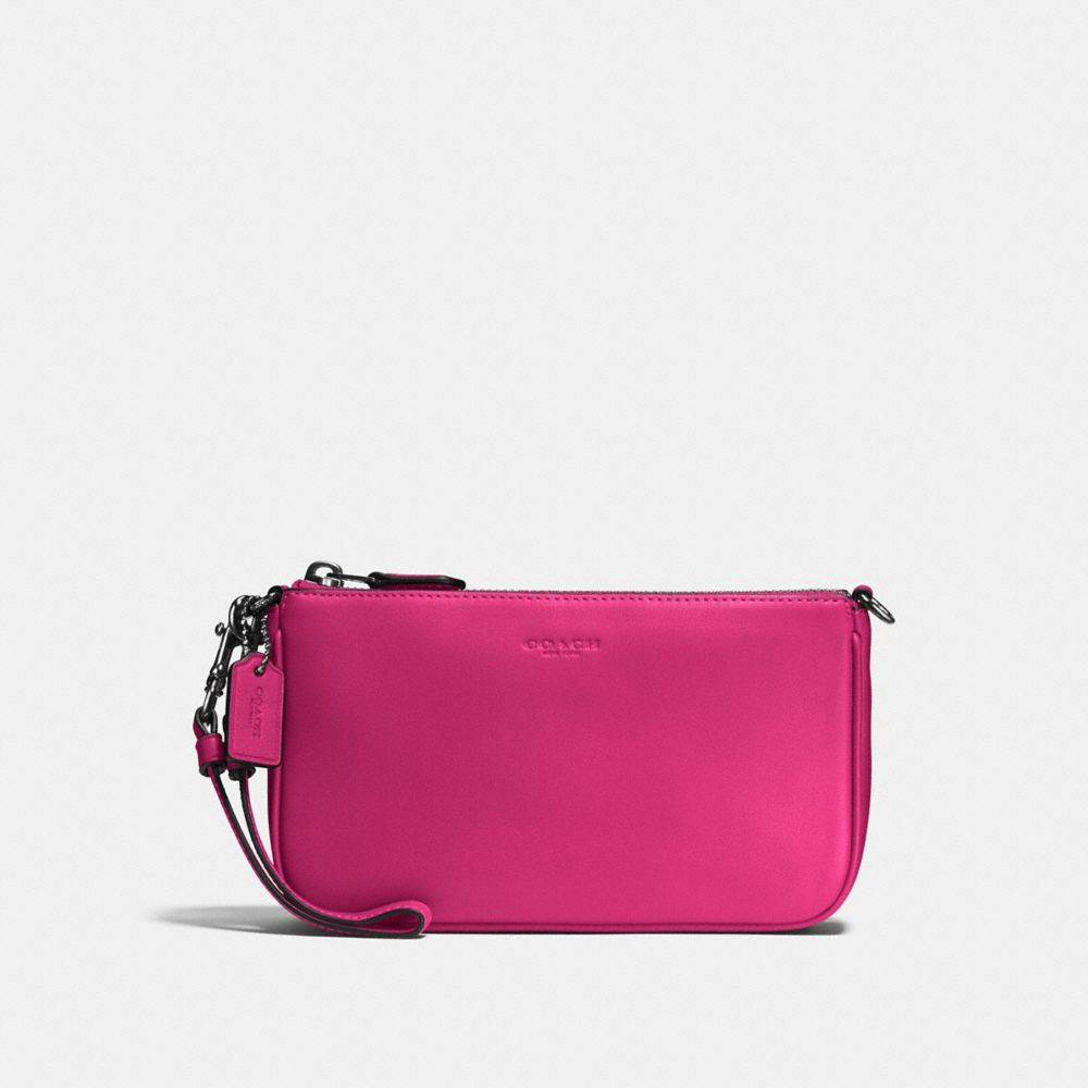 Nolita Wristlet 19 in Glovetanned Leather