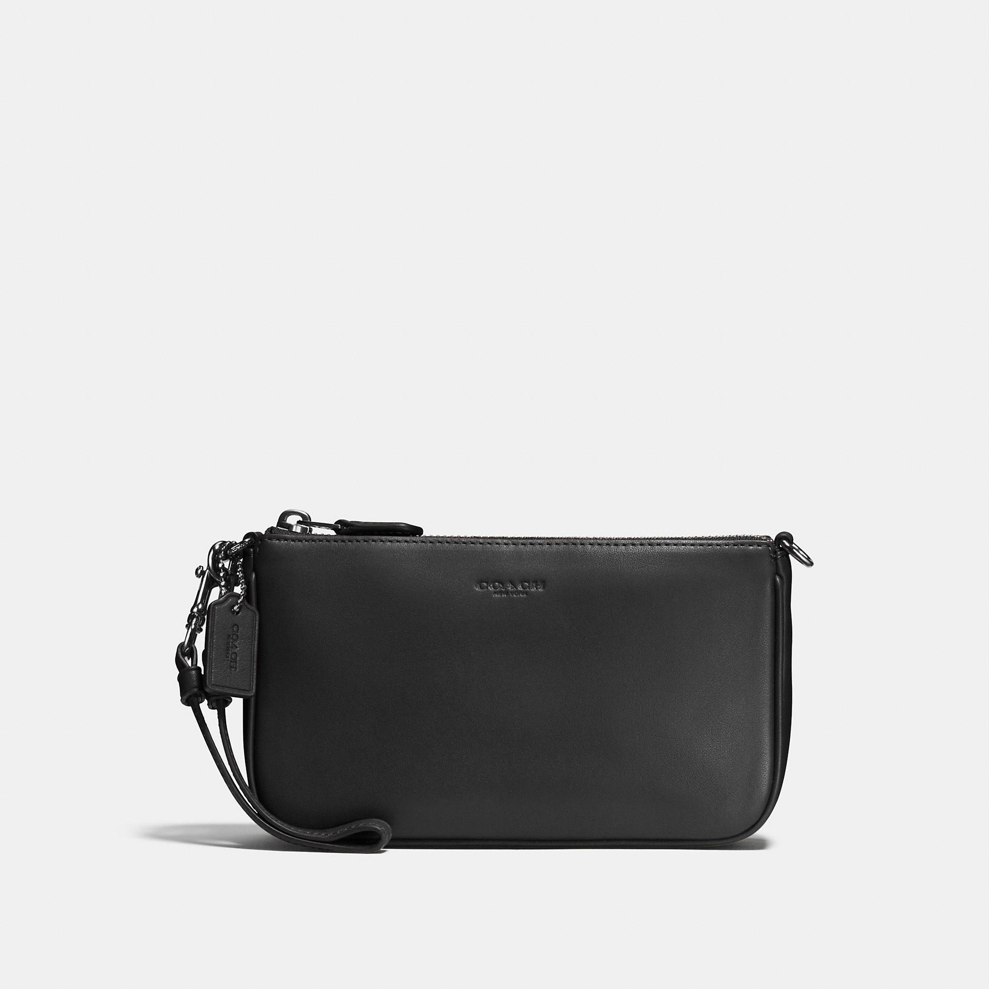 Coach Nolita Wristlet 19 In Glovetanned Leather
