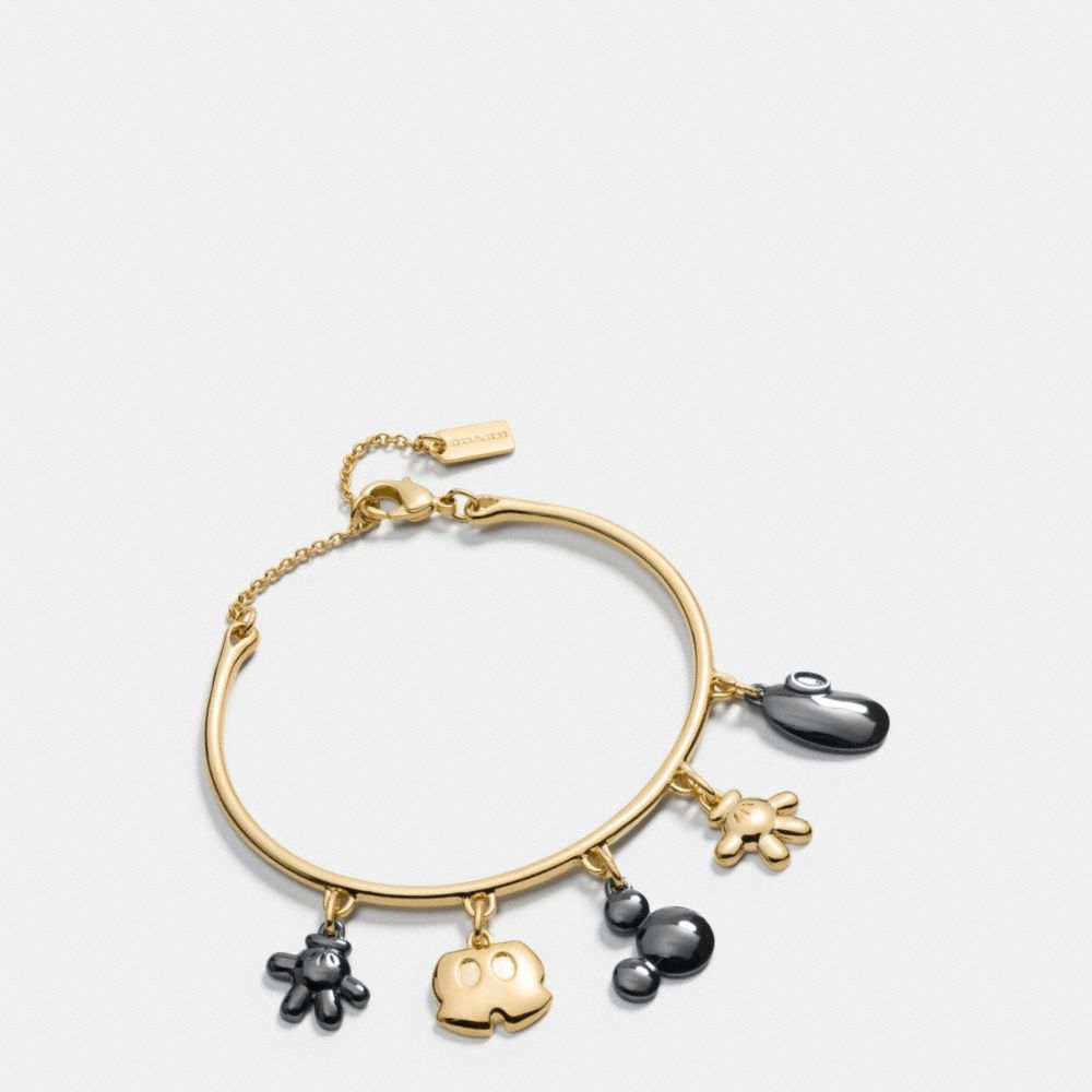MICKEY CHARM BRACELET - Alternate View