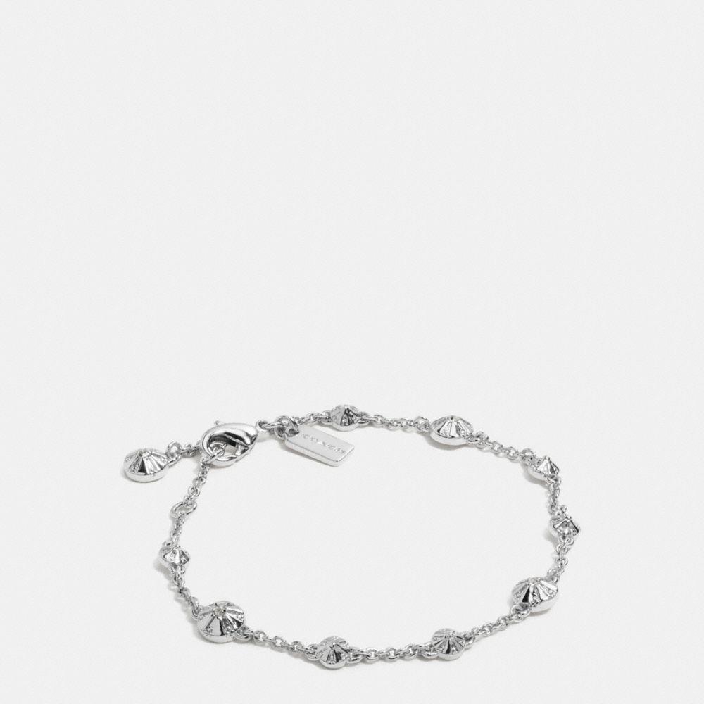 Delicate Daisy Rivet Bracelet