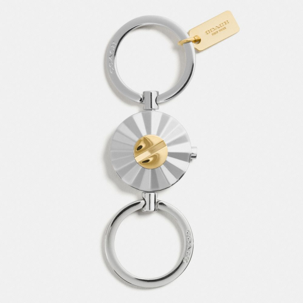 DAISY RIVET VALET KEY RING - Alternate View