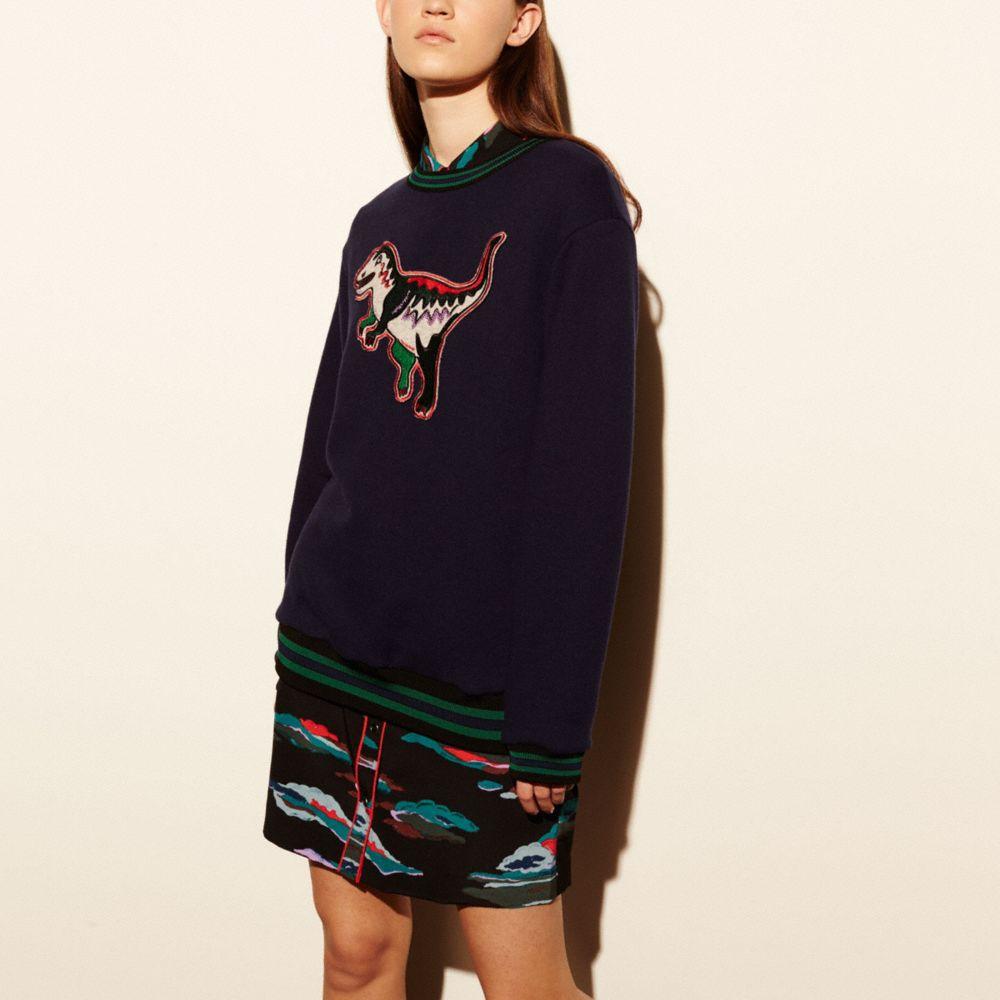 Varsity Rexy Sweatshirt