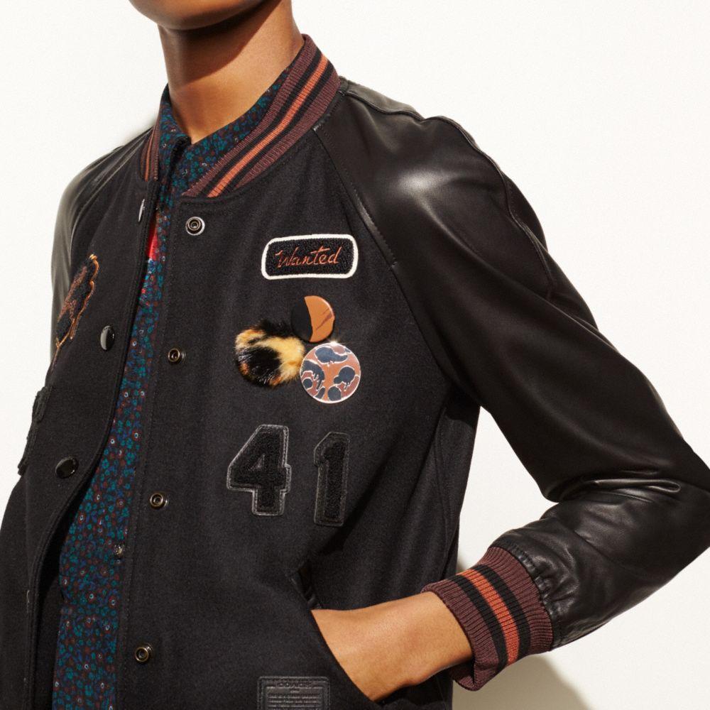 Classic Varsity Jacket - Alternate View M2