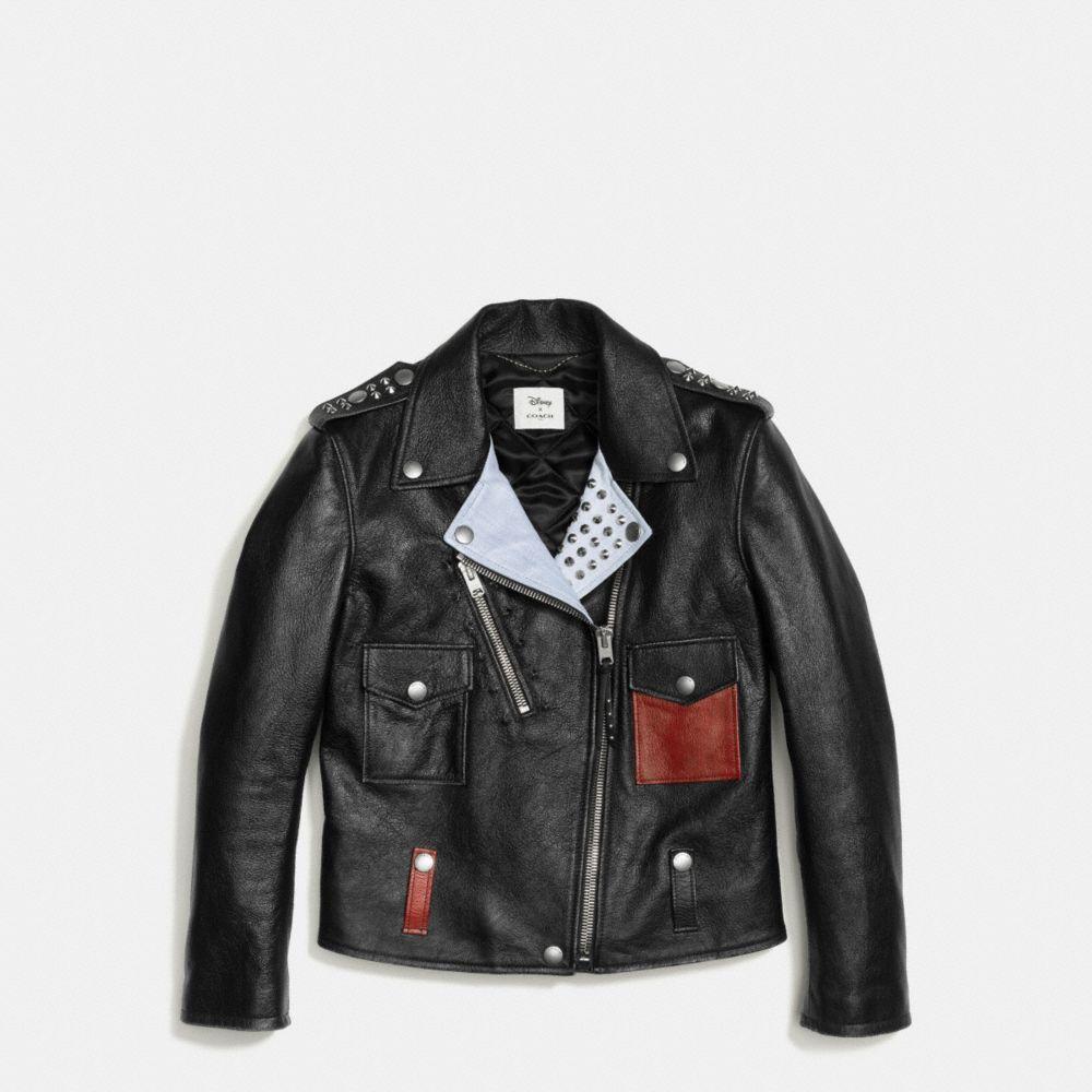 Mickey Moto Jacket