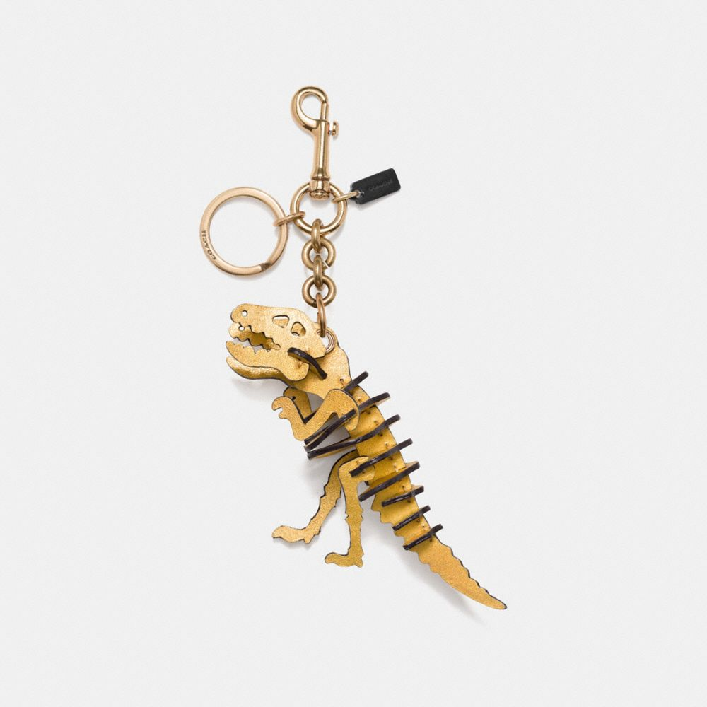 SMALL REXY BAG CHARM - Alternate View