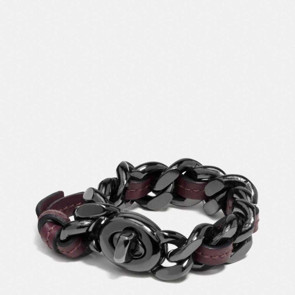 Coach Turnlock Bracelet
