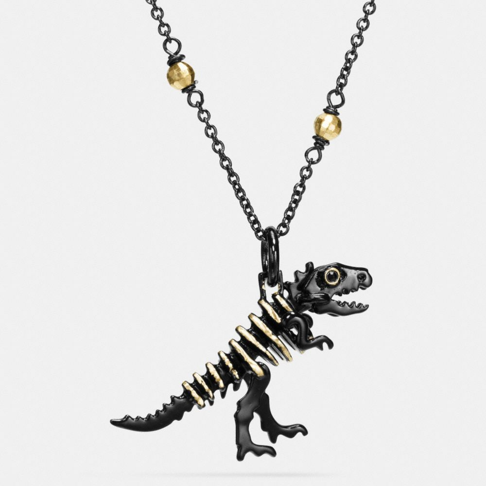 Coach Rexy Necklace