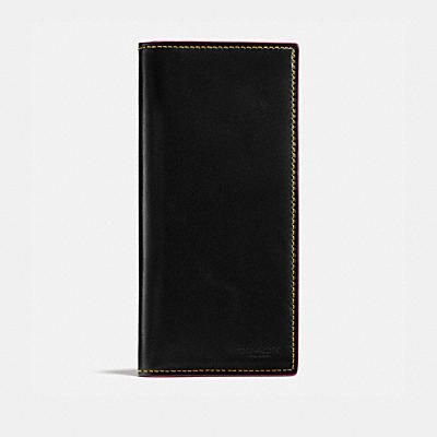 BOXED BREAST POCKET WALLET