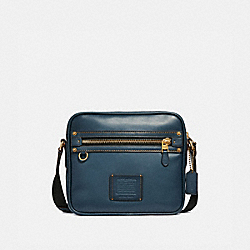 DYLAN 27 - DENIM/BRASS - COACH 55562