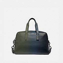 METROPOLITAN SOFT CARRYALL WITH OMBRE - BLACK COPPER/OLIVE/NAVY - COACH 55584