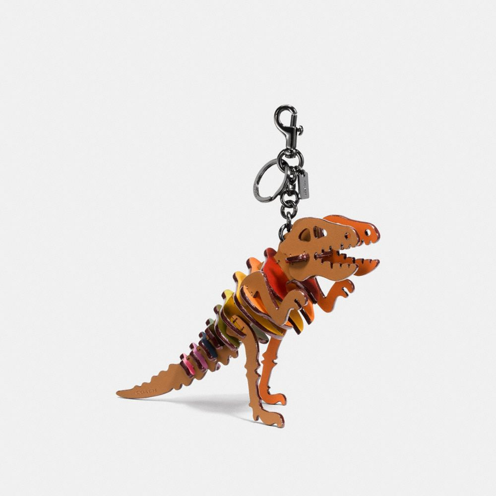 COACH MEDIUM REXY BAG CHARM - WOMEN'S