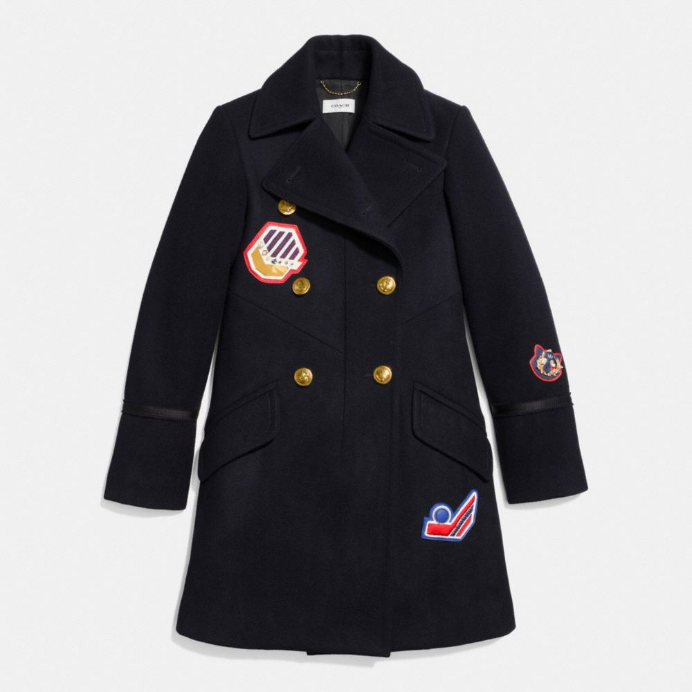 Naval Officer Coat - Alternate View A1