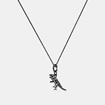 REXY 恐龍墜飾項鍊