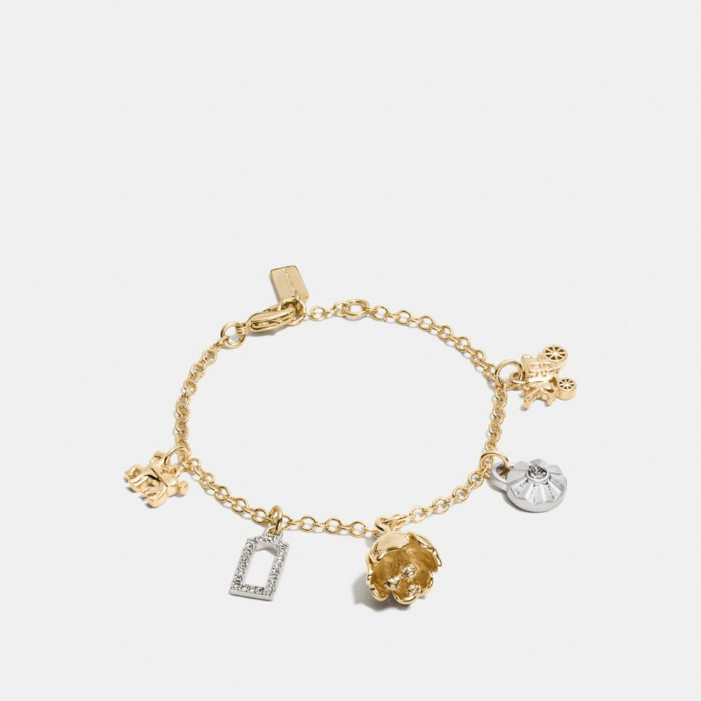 COACH CODES CHARM BRACELET - Alternate View