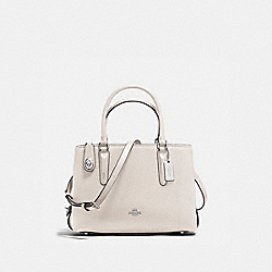 BROOKLYN CARRYALL 28 - SV/CHALK - COACH 56839
