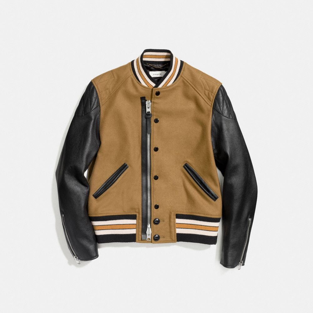 Varsity Jacket - Alternate View A1