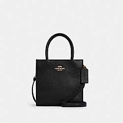 MINI CALLY CROSSBODY - IM/BLACK - COACH 5692