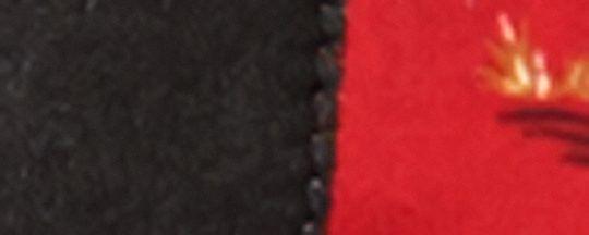 BLACK WESTERN RED