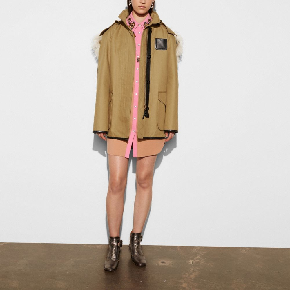 CLASSIC PARKA - Alternate View