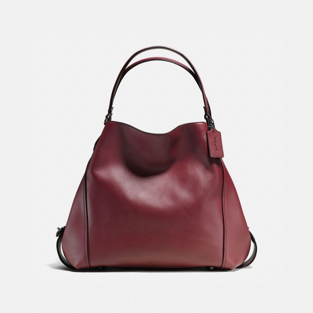 Edie Shoulder Bag 42 in Glovetanned Leather