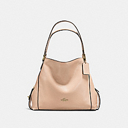 EDIE SHOULDER BAG 31 - LI/BEECHWOOD - COACH 57125