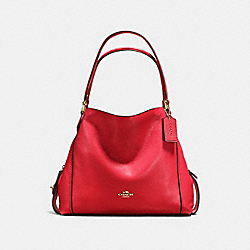 EDIE SHOULDER BAG 31 - LI/JASPER - COACH 57125