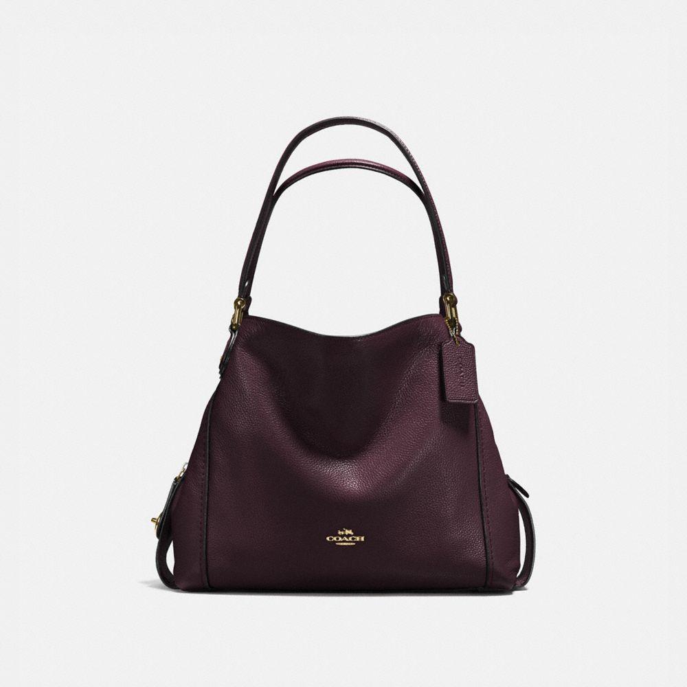 COACH EDIE SHOULDER BAG 31 - WOMEN'S