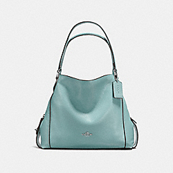 EDIE SHOULDER BAG 31 - SV/SAGE - COACH 57125