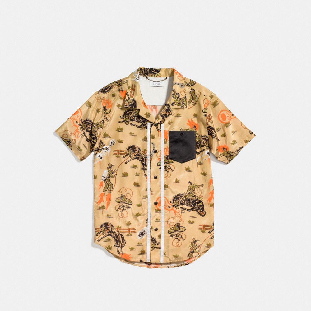 Short Sleeved Shirt - Alternate View A2