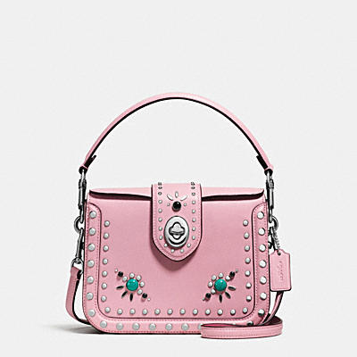 WESTERN RIVETS PAGE CROSSBODY