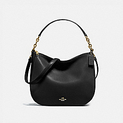 CHELSEA HOBO 32 - LI/BLACK - COACH 58036