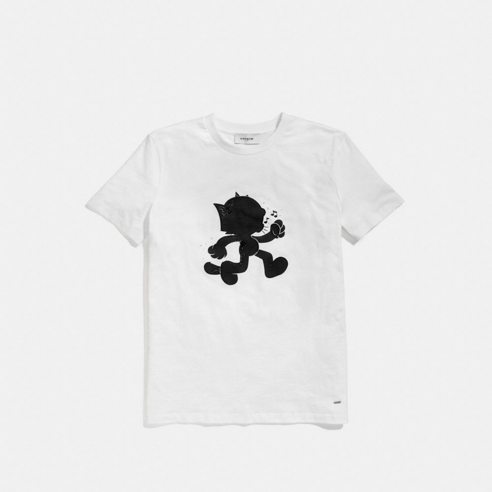 FELIX WHISTLING TEE - Alternate View
