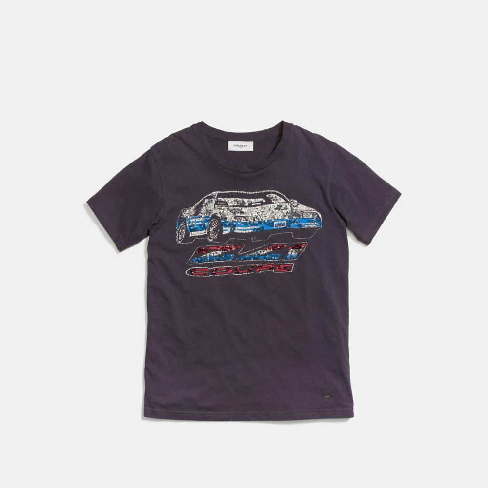 Car T-Shirt - Alternate View A1