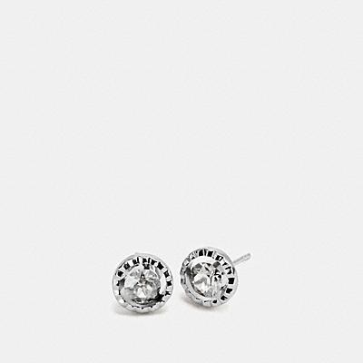 Daisy裝飾鑲嵌耳環