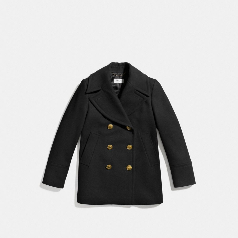 Classic Peacoat - Alternate View A1
