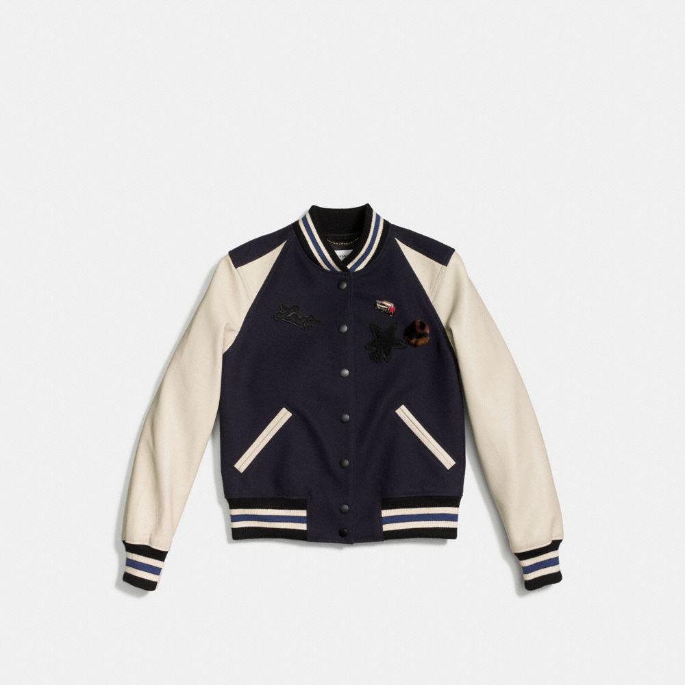 Varsity Jacket - Alternate View A1