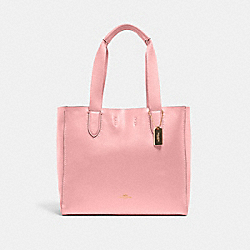 DERBY TOTE - IM/BUBBLEGUM - COACH 58660